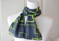 Corporate uniform scarf from Aria Creative